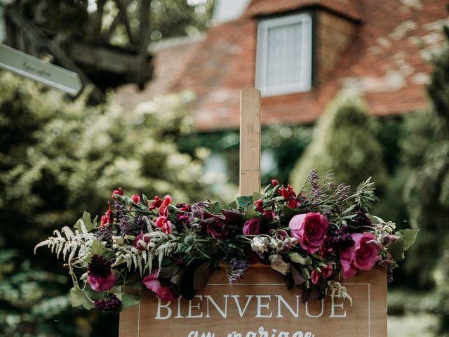Le mariage de Teddy et Kayana à Hermeray, Yvelines 11
