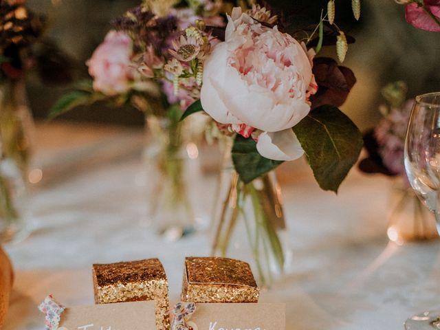 Le mariage de Teddy et Kayana à Hermeray, Yvelines 33