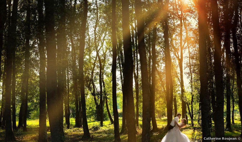 Le mariage de Alexis et Cindy à L'Isle-Jourdain, Gers