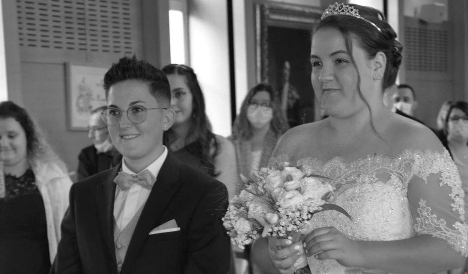 Le mariage de Adeline et Élodie  à Loudéac, Côtes d'Armor