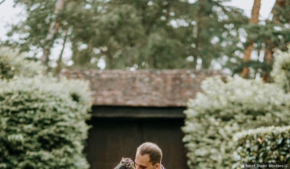 Le mariage de Teddy et Kayana à Hermeray, Yvelines