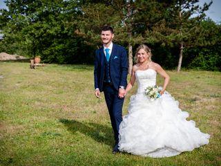 Le mariage de Justine et Frédérique