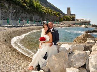 Le mariage de Maria et Salvatore   Italie Napoli