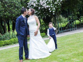 Le mariage de Lilla et Gauthier
