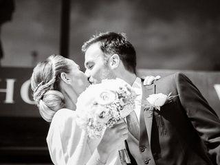 Le mariage de Chris et Chloé
