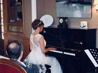 Le mariage de Prisca et Mickaël 1