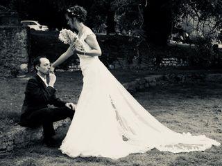 Le mariage de Prisca et Mickaël
