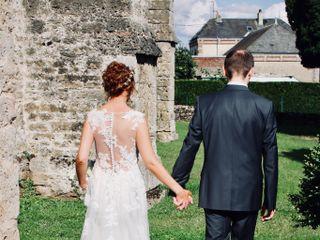 Le mariage de Prisca et Mickaël 3
