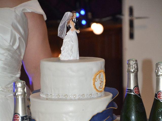 Le mariage de Damien et Magalie à Salon-la-Tour, Corrèze 3