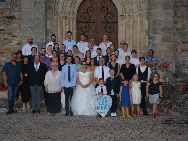 Le mariage de Damien et Magalie à Salon-la-Tour, Corrèze 2