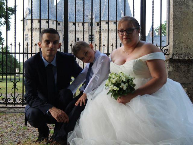 Le mariage de Damien et Magalie à Salon-la-Tour, Corrèze 13