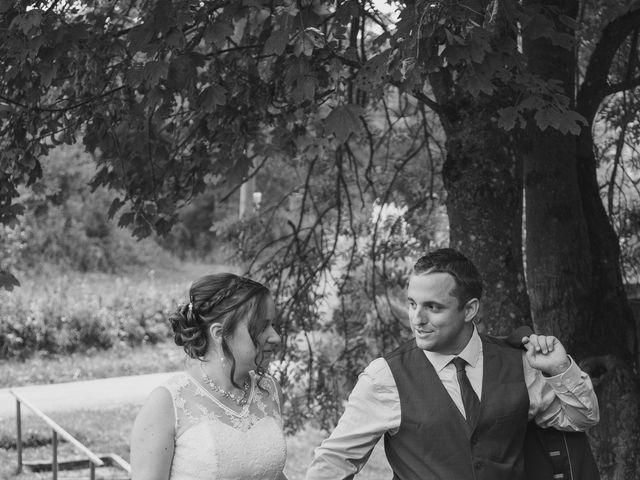 Le mariage de Julien et Delphine à Coltainville, Eure-et-Loir 5
