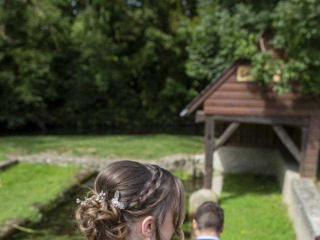 Le mariage de Julien et Delphine à Coltainville, Eure-et-Loir 10
