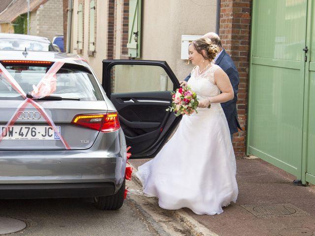 Le mariage de Julien et Delphine à Coltainville, Eure-et-Loir 12