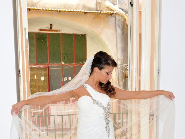 Le mariage de Salvatore   Italie Napoli et Maria à Paris, Paris 5