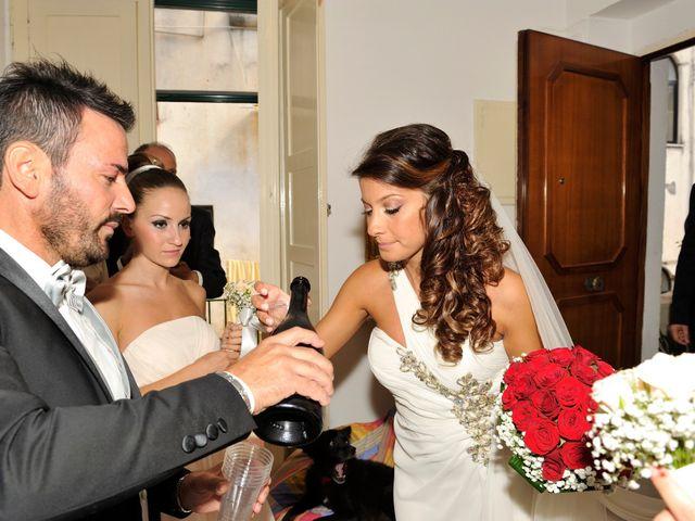 Le mariage de Salvatore   Italie Napoli et Maria à Paris, Paris 11