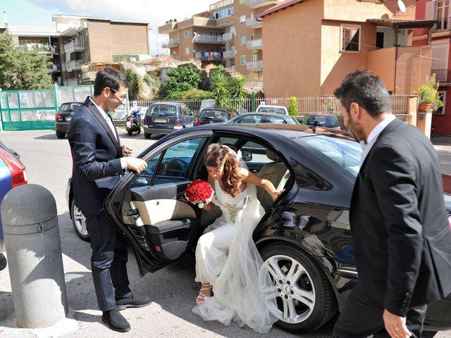 Le mariage de Salvatore   Italie Napoli et Maria à Paris, Paris 17