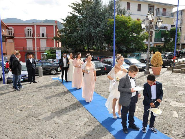 Le mariage de Salvatore   Italie Napoli et Maria à Paris, Paris 18