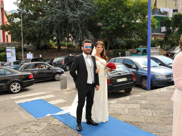 Le mariage de Salvatore   Italie Napoli et Maria à Paris, Paris 19