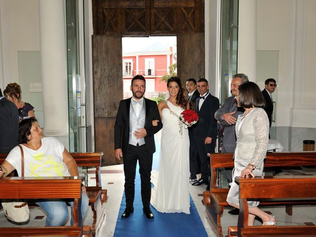 Le mariage de Salvatore   Italie Napoli et Maria à Paris, Paris 20