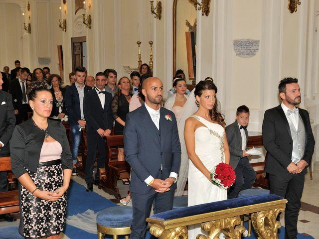 Le mariage de Salvatore   Italie Napoli et Maria à Paris, Paris 21