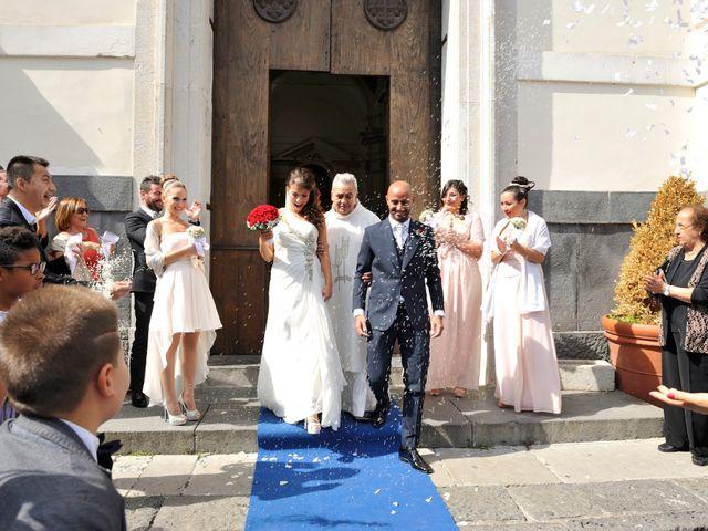 Le mariage de Salvatore   Italie Napoli et Maria à Paris, Paris 32