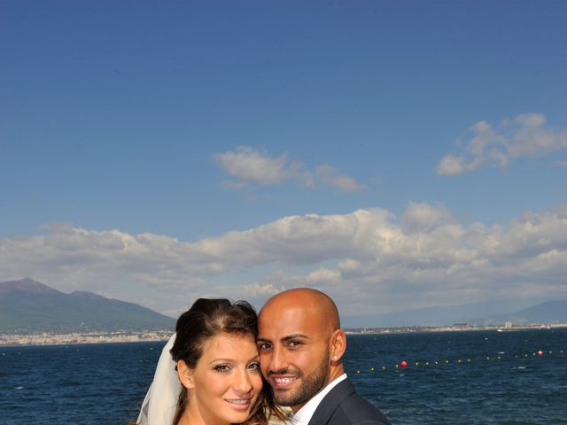 Le mariage de Salvatore   Italie Napoli et Maria à Paris, Paris 37