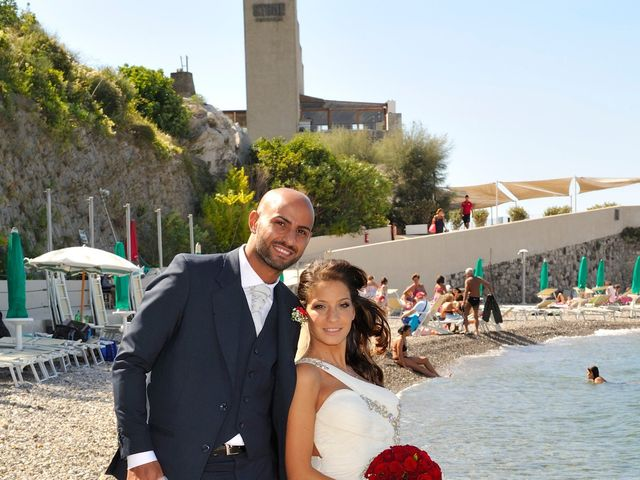 Le mariage de Salvatore   Italie Napoli et Maria à Paris, Paris 39