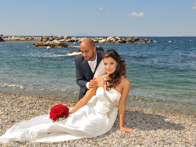 Le mariage de Salvatore   Italie Napoli et Maria à Paris, Paris 42