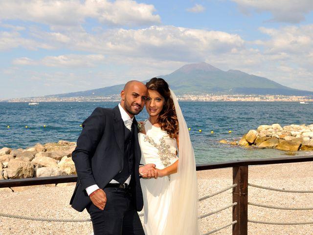 Le mariage de Salvatore   Italie Napoli et Maria à Paris, Paris 48