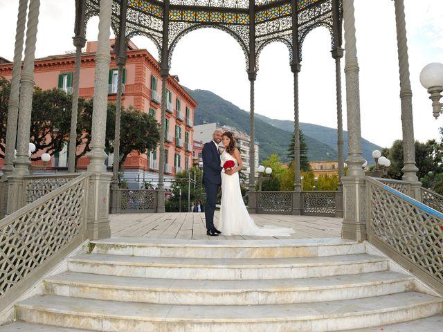 Le mariage de Salvatore   Italie Napoli et Maria à Paris, Paris 52