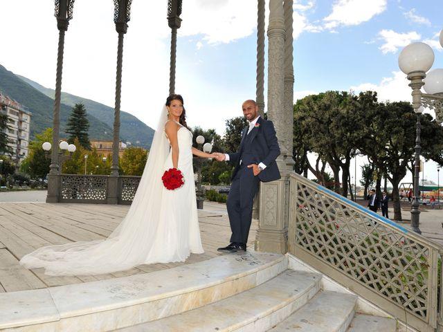Le mariage de Salvatore   Italie Napoli et Maria à Paris, Paris 53