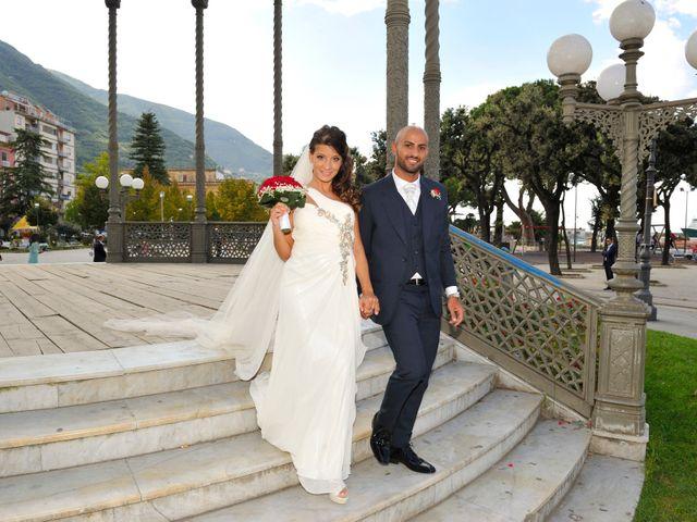 Le mariage de Salvatore   Italie Napoli et Maria à Paris, Paris 54