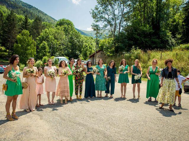 Le mariage de Ibouniyamine et Charlotte à Serres-sur-Arget, Ariège 13