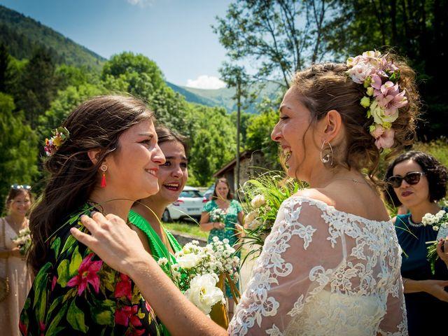 Le mariage de Ibouniyamine et Charlotte à Serres-sur-Arget, Ariège 15