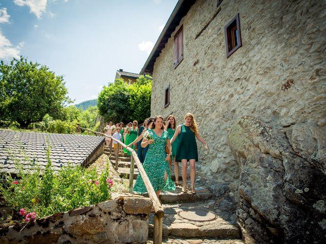 Le mariage de Ibouniyamine et Charlotte à Serres-sur-Arget, Ariège 16