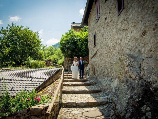 Le mariage de Ibouniyamine et Charlotte à Serres-sur-Arget, Ariège 18
