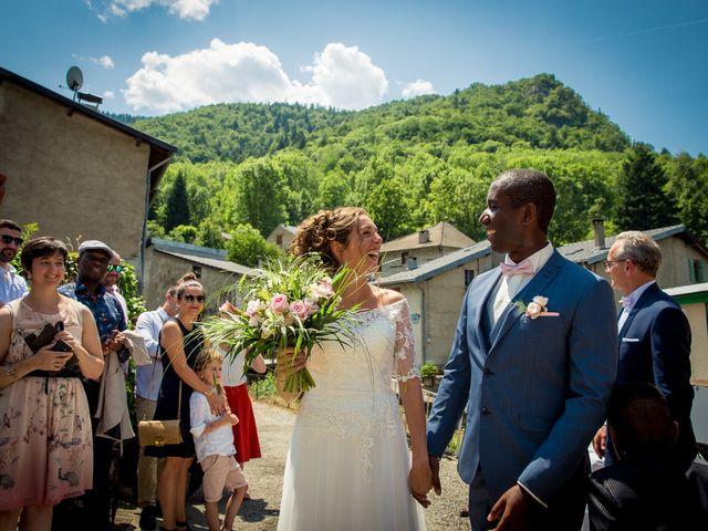 Le mariage de Ibouniyamine et Charlotte à Serres-sur-Arget, Ariège 22