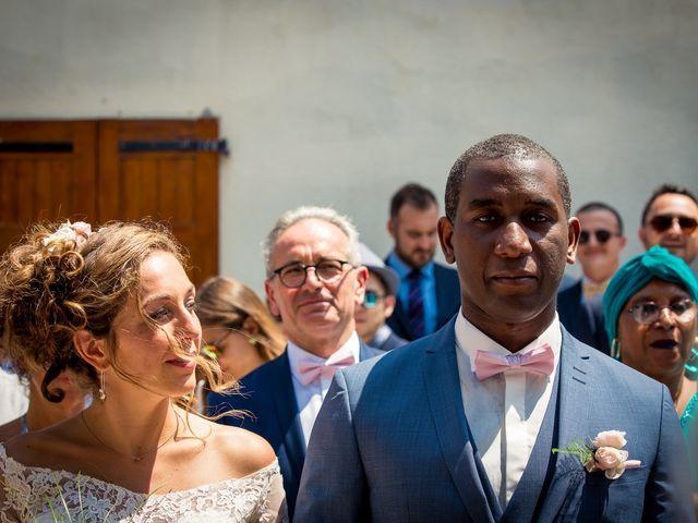 Le mariage de Ibouniyamine et Charlotte à Serres-sur-Arget, Ariège 26