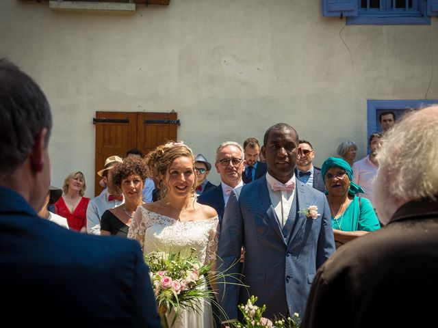 Le mariage de Ibouniyamine et Charlotte à Serres-sur-Arget, Ariège 27