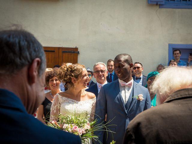 Le mariage de Ibouniyamine et Charlotte à Serres-sur-Arget, Ariège 28