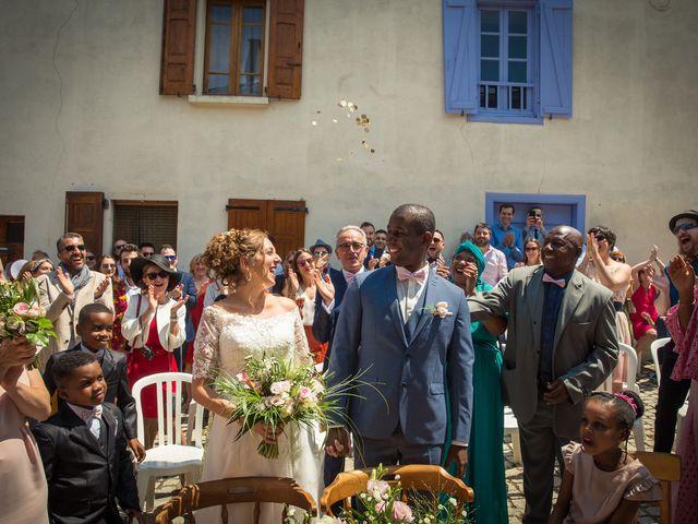 Le mariage de Ibouniyamine et Charlotte à Serres-sur-Arget, Ariège 29