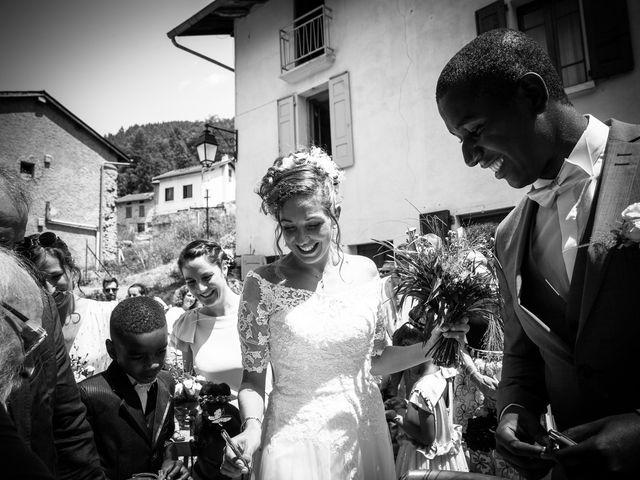 Le mariage de Ibouniyamine et Charlotte à Serres-sur-Arget, Ariège 30