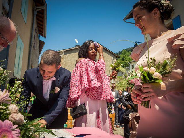 Le mariage de Ibouniyamine et Charlotte à Serres-sur-Arget, Ariège 31