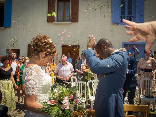 Le mariage de Ibouniyamine et Charlotte à Serres-sur-Arget, Ariège 33