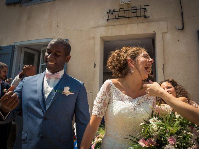 Le mariage de Ibouniyamine et Charlotte à Serres-sur-Arget, Ariège 35