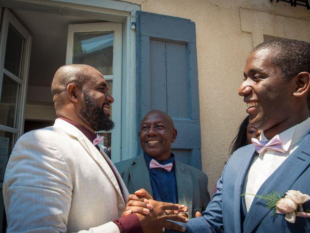 Le mariage de Ibouniyamine et Charlotte à Serres-sur-Arget, Ariège 37