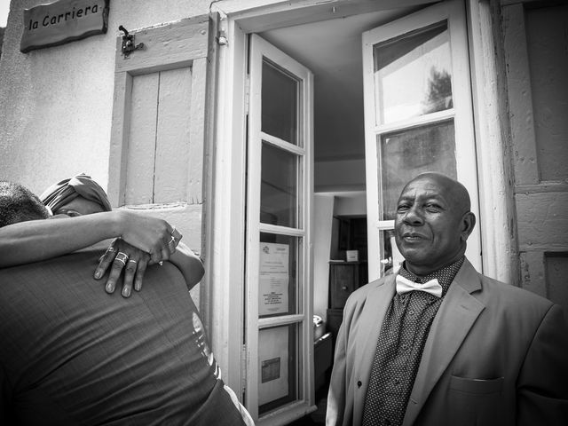 Le mariage de Ibouniyamine et Charlotte à Serres-sur-Arget, Ariège 38