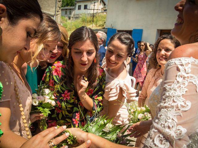 Le mariage de Ibouniyamine et Charlotte à Serres-sur-Arget, Ariège 40