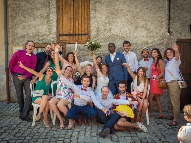 Le mariage de Ibouniyamine et Charlotte à Serres-sur-Arget, Ariège 46